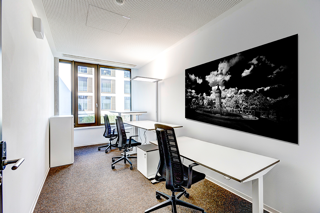 Privates Büro Mannheim